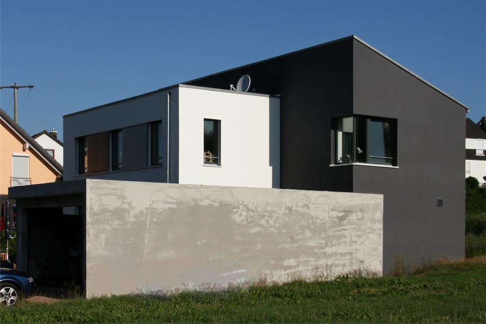 wohnungsbau. Black Bedroom Furniture Sets. Home Design Ideas
